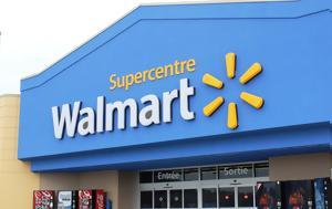 Walmart, Αυξάνει, Walmart, afxanei