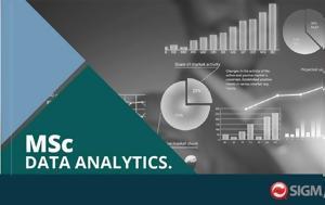 MSc Data Analytics, Πανεπιστήμιο UCLan Cyprus, MSc Data Analytics, panepistimio UCLan Cyprus