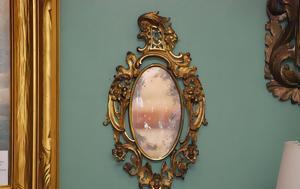 Με δύο μόνο κινήσεις μεταμορφώνουμε και τον πιο φθαρμένο καθρέφτη
