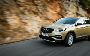 Οδηγούμε, Opel, Grandland X 1 6 CDTI, odigoume, Opel, Grandland X 1 6 CDTI