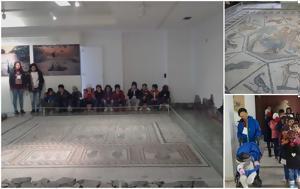 Λέσβος, Προσφυγόπουλα, Γέφυρες Τέχνης, Αρχαιολογικό Μουσείο Μυτιλήνης, lesvos, prosfygopoula, gefyres technis, archaiologiko mouseio mytilinis