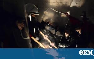 Clashes, Anti-riot, Parliament VIDEO-PHOTOS