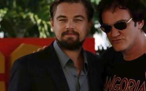 Ναι, Leonardo DiCaprio, Charles Manson, nai, Leonardo DiCaprio, Charles Manson