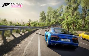 Υποστήριξη, Forza Horizon 3, ypostirixi, Forza Horizon 3