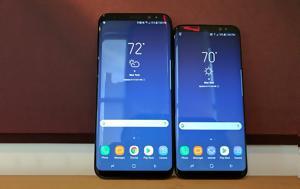 Samsung, Galaxy S9 S9+, FCC