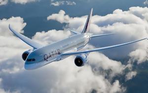 Ξεκινά, Θεσσαλονίκη, Μάρτιο, Qatar Airways, xekina, thessaloniki, martio, Qatar Airways