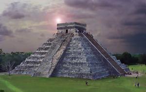 Επιστήμονες, Αζτέκων, epistimones, aztekon
