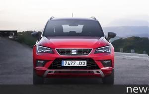 Εντυπωσιακή, SEAT, 2017, entyposiaki, SEAT, 2017