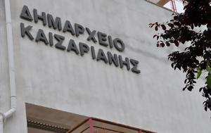ΕΑΣ Δ Καισαριανής, Καταγγέλλει, eas d kaisarianis, katangellei