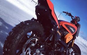 Επέλαση, Harley-Davidson®, SnowQuake, epelasi, Harley-Davidson®, SnowQuake