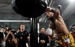 ΜακΓκρέγκορ, Χάνει, UFC, makgkregkor, chanei, UFC