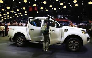 Σε υψηλό δεκαετίας ανήλθαν οι ευρωπαϊκές πωλήσεις αυτοκινήτων