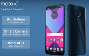 Motorola Moto X5, -less, Phone X