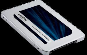 Crucial, SSD MX500