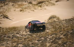 Rally Dakar, Carlos Sainz, Lucas Cruz