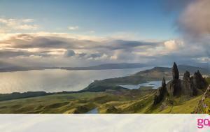 Highlands, Skye, Σκωτία, Highlands, Skye, skotia