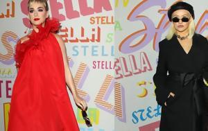 Christina Aguilera, Katy Perry