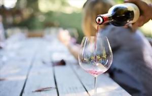 Τα κρασιά αντιστέκονται στη μείωση της αμερικανικής κατανάλωσης αλκοόλ