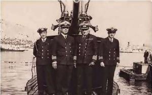 Σαν, 1941, Πρωτεύς, Αδριατική, san, 1941, protefs, adriatiki
