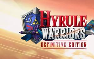 Πληροφορίες, Hyrule Warriors, Definitive Editon, plirofories, Hyrule Warriors, Definitive Editon