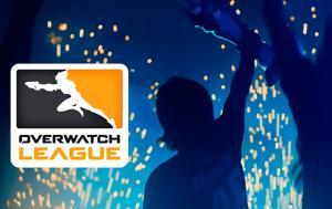 Χαμούλης, Overwatch League, chamoulis, Overwatch League