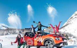 Citroen C3 Aircross, Άλπεις, Citroen C3 Aircross, alpeis