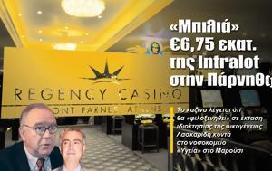 Μπιλιά €675, Intralot, Πάρνηθα, bilia €675, Intralot, parnitha