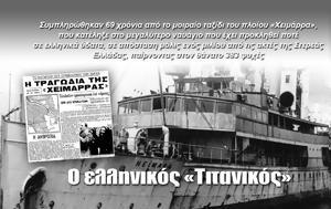 Τιτανικός, titanikos