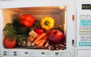 Οι φούρνοι μικροκυμάτων βλάπτουν το περιβάλλον