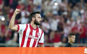 Olympiakos#039 Yagos Vukovic, Chievo Verona