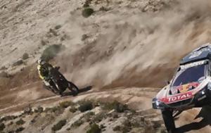 Rally Dakar 2018, Νίκη Sainz, Walkner, Rally Dakar 2018, niki Sainz, Walkner