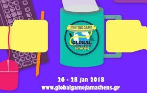 6ο Global Game Jam [Athens] 2018, 6o Global Game Jam [Athens] 2018