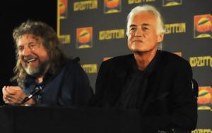 Robert Plant, Jimmy Page