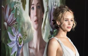 Johnny Depp Jennifer Lawrence, Transformers, Razzie