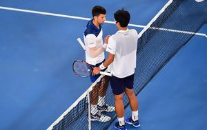 Australian Open, Εκτός, Νόβακ Τζόκοβιτς, Australian Open, ektos, novak tzokovits
