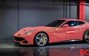 15χρονος, Ferrari, 15chronos, Ferrari