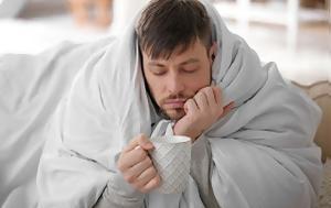 Γιατί οι άντρες κάνουν σαν μωρά όταν αρρωσταίνουν
