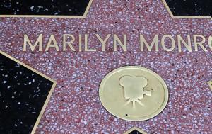 Δέκα, Hollywood Walk, Fame, deka, Hollywood Walk, Fame