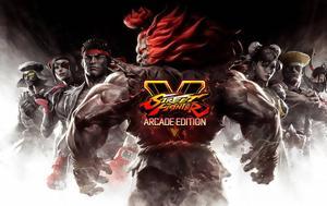 Street Fighter V, Arcade Edition