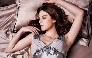 Γιατί πρέπει να κοιμάστε σε μεταξένια ή σατέν σεντόνια