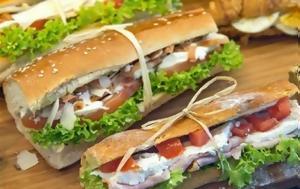 Τα σάντουιτς βλάπτουν σοβαρά... το περιβάλλον