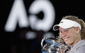 Όπεν Αυστραλίας, Caroline Wozniacki, Grand Slam, open afstralias, Caroline Wozniacki, Grand Slam