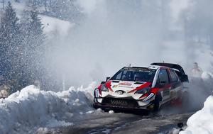 Ράλι Μόντε Κάρλο-3ο, Λάπι, Yaris WRC, rali monte karlo-3o, lapi, Yaris WRC