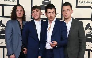 Arctic Monkeys, Ελλάδα, Arctic Monkeys, ellada