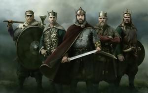 Total War Saga, Thrones, Britannia