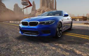 BMW M5, Need, Speed No Limits