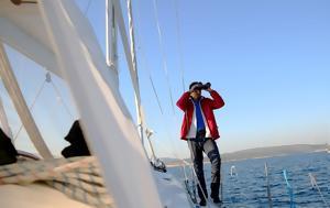 H ελληνική start up που αφήνει τα δικά της θαλάσσια «ίχνη»