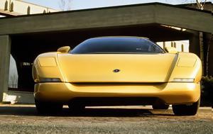 Bertone Corvette Nivola [Ξεχασμένο ], Bertone Corvette Nivola [xechasmeno ]