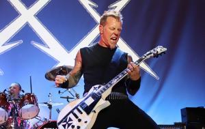 Metallica, James Hetfield