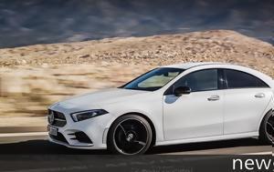 Mercedes CLA, 2020